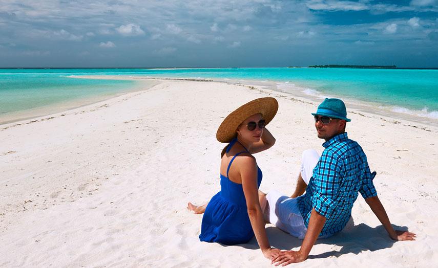 Malediven Ferien für Paare