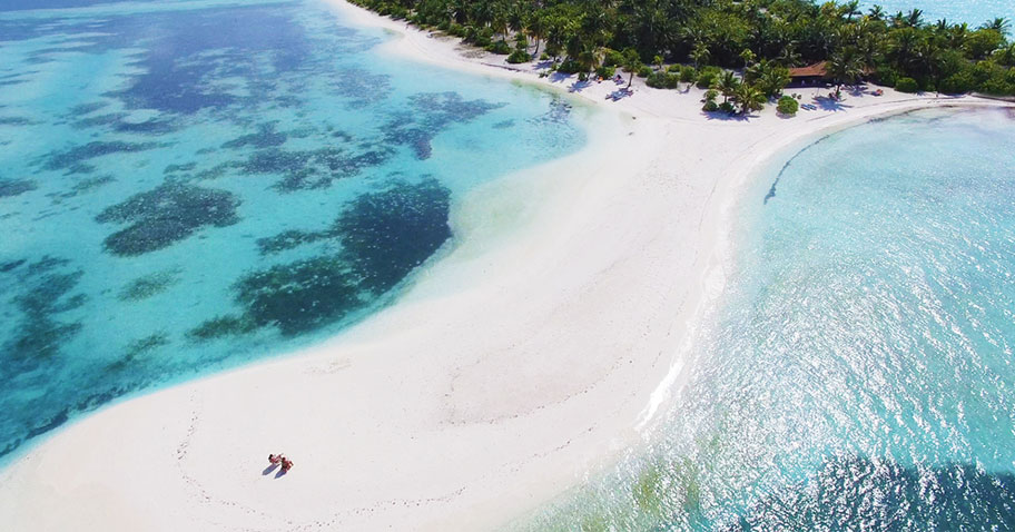 Malediven Badeferien für Honeymoon Paare