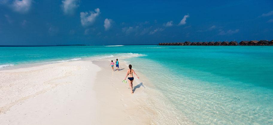 Malediven Badeferien mit Kinder